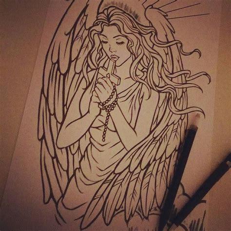 best 25 angel tattoo designs ideas on pinterest angel