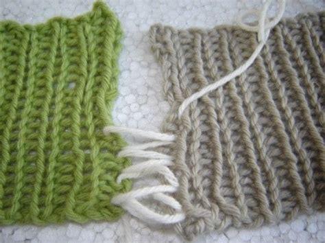 mattress stitch knitting mattress stitch on ribbing 183 how to knit 183 yarncraft on
