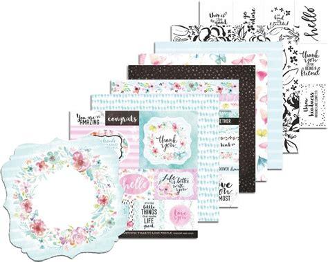 kaiser craft paper wildflower specialty bonus paper by kaisercraft for