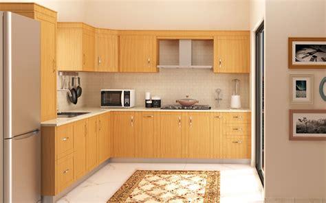 Modular Kitchen Design Ideas 5 modular kitchen designs with a wood finish homelane