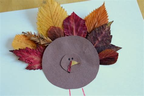 leaf crafts projects three kid friendly fall projects using leaves from
