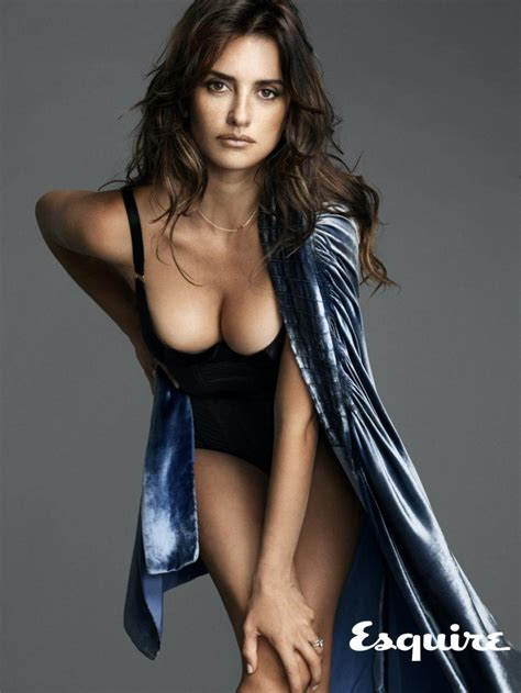penelope cruz smolders as esquire s sexiest woman alive