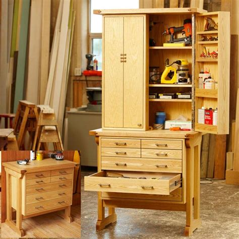 woodworking tool storage plans heirloom tool chest woodworking plan from wood magazine