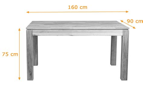 table dimensions modern solid oak extending dining table 160 to 240 cm