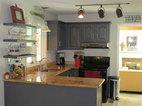 painted cabinets remodelaholic diy refinished and painted cabinet reviews