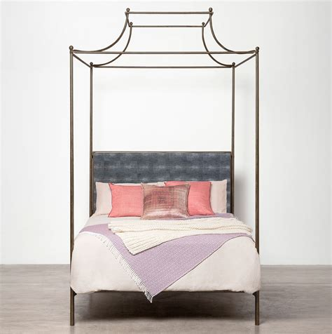 modern canopy bed frame bed frames wallpaper hd modern canopy bed reclaimed