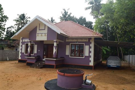 low cost house building low cost house design at trivandram building designers
