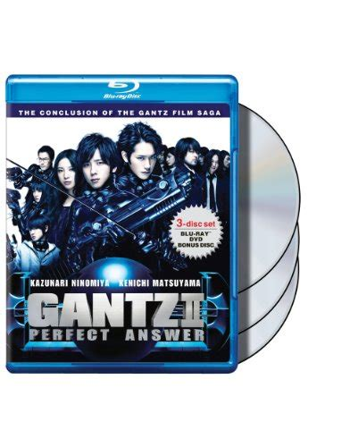 gantz complete gantz tv show news episodes and more