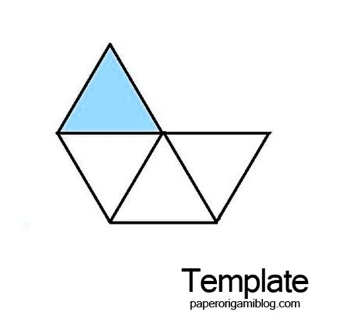 paper triangles origami 3d origami triangle paper origami guide