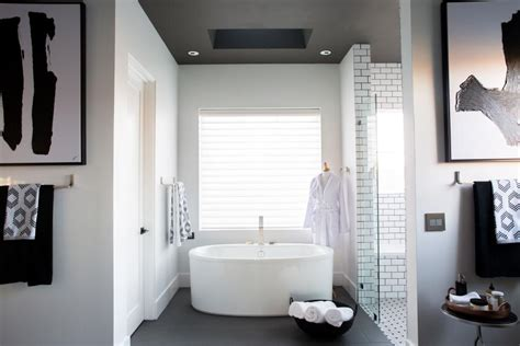 hgtv master bathroom designs pictures of the hgtv smart home 2017 master bathroom