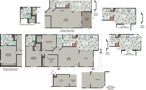 floor plans for manufactured homes manufactured homes floor plans floor plans chion 381l