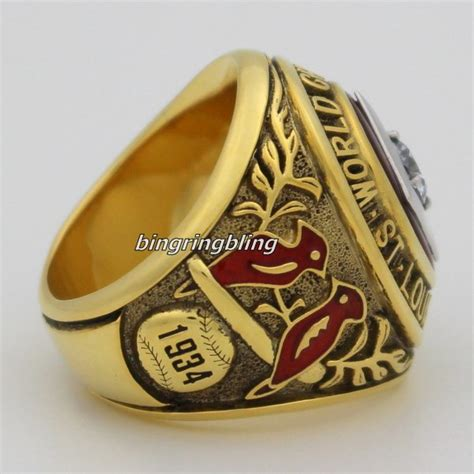 jewelry classes st louis 1934 st louis cardinals world series rings chionship