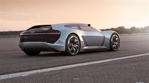 Audi New Car by Audi Pb18 E Concept Doesn T Give A Hoot About