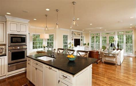 open kitchen layout ideas open concept kitchen pros cons and how to do it right decor lovedecor