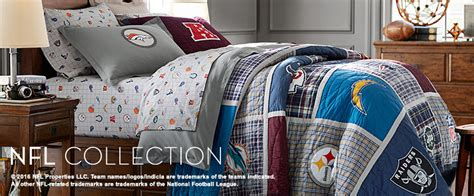 college football bedding sets nfl bedding football bedding pbteen