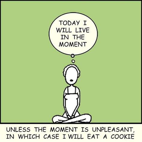 Live in the moment   Dobrador   Cartoon