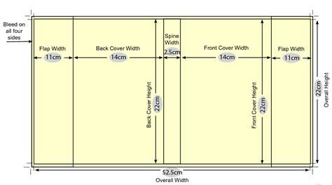 picture book dimensions farrelly dimensions for book cover