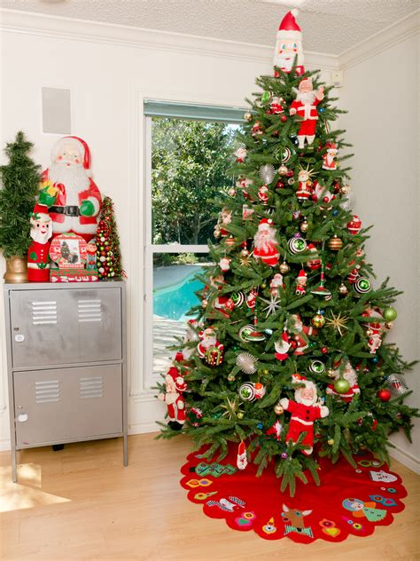santa tree decorations the 50 best and most inspiring tree decoration