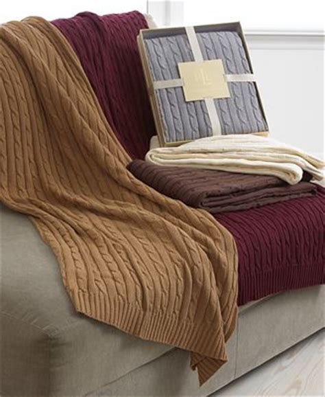 ralph cable knit throw ralph blanket cable knit throw blankets