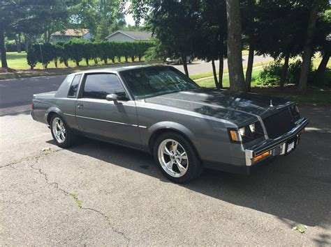 Grand National Motor For Sale by 1987 Buick Grand National For Sale 1851961 Hemmings