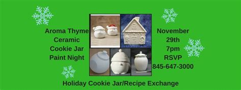 paint nite hudson valley aroma thyme ceramic cookie aroma thyme bistro hudson