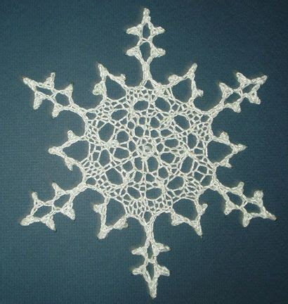 knit snowflake ornament pattern 17 best images about knitting on