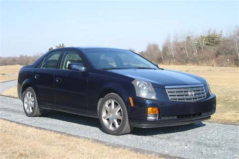 2004 Cadillac Cts Review by 2005 Cadillac Cts Review The About Cars