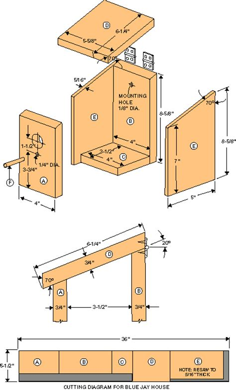 birdhouse woodworking plans free bird house woodworking plans from shopsmith diy
