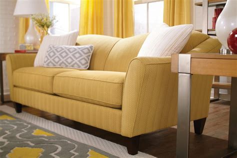 sofa and loveseats living room lazy boy sofas and loveseats yellow color