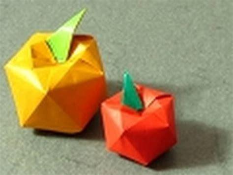 origami apple origami apple shuzo fujimoto