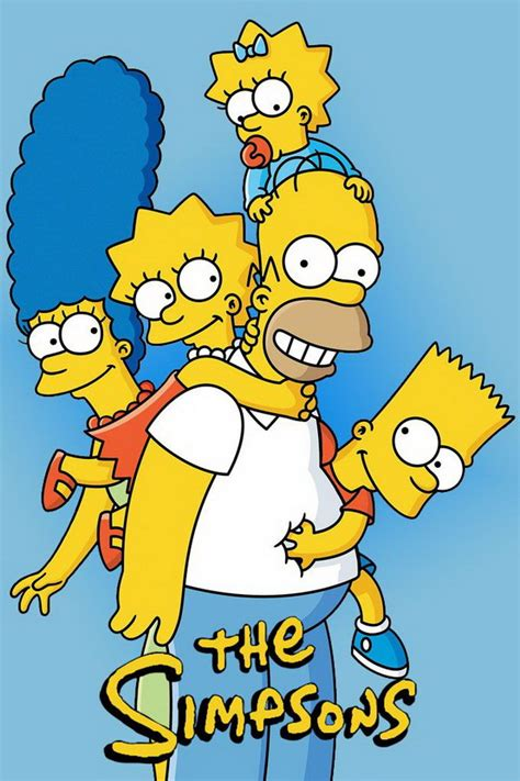 the simpsons simpsons font and simpsons logo