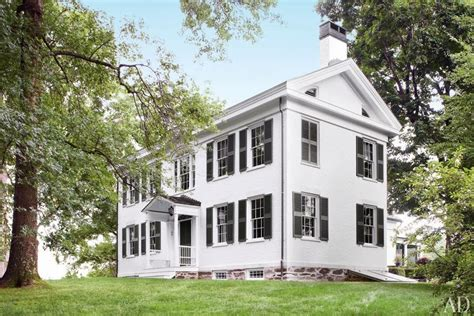 federal style house home interior design an federal style country house