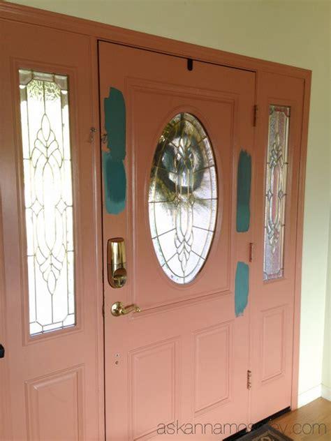 chalk paint the front door unique front door colors with chalk paint hometalk