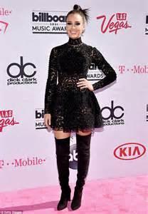 billboard music awards sees jessica alba rocks edgy gothic