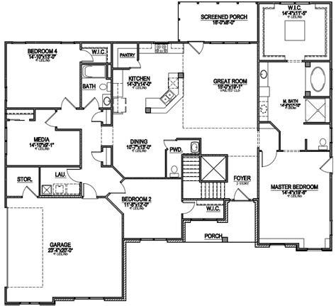 best floorplans accessible homes stanton homes