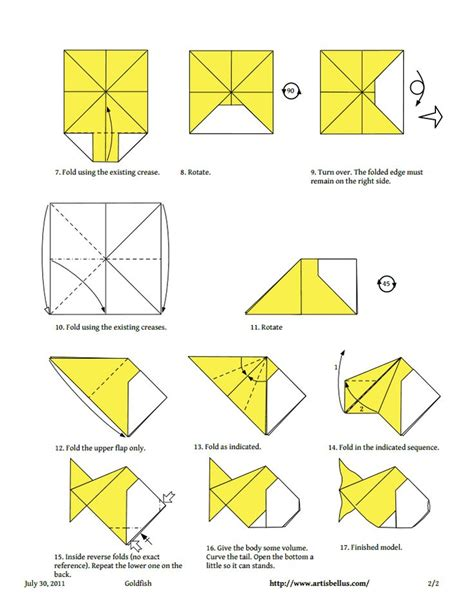 origami koi diagram 58 best origami it images on