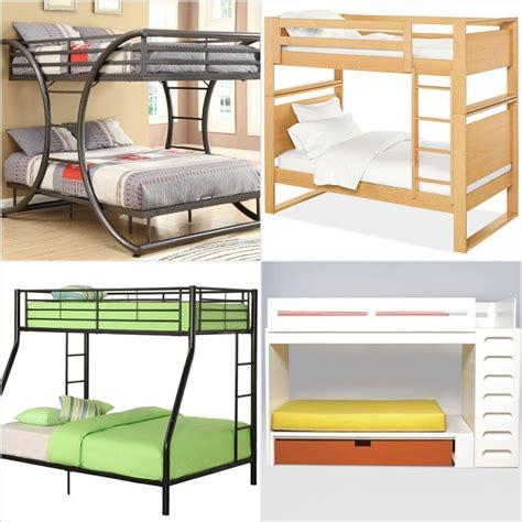 modern bunk beds modern bunk beds for popsugar