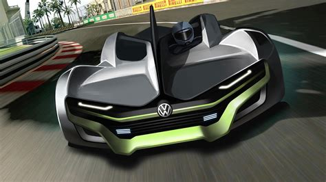 Sports Car Concept by 2023 Vw Sports Car Rendering Looks Ready For The Track