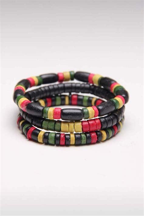 rasta bead bracelet discover and save creative ideas