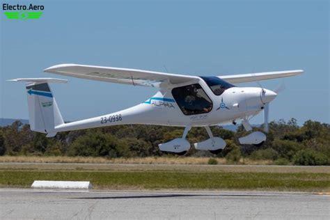 Electric Plane Motor by Electric Plane Takes Flight In Australia Solar