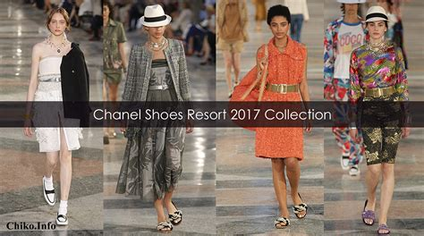 How To Impress Women chanel shoes resort 2017 collection video chiko shoes blog
