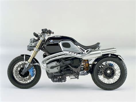 Bmw Motorcycles by 2009 Bmw Lo Rider Concept Motorcycle Wallpaper