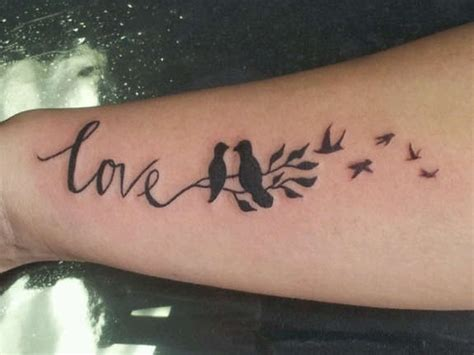 36 unisex best love tattoos designs