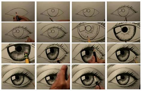 how to draw a eye how to draw a realistic eye the amazing pics
