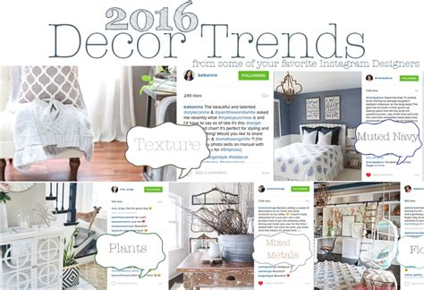 current trends in home decor 2016 home decor trends to look for house of five