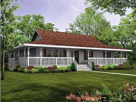 one story house plans with wrap around porch 17 best images about one story ranch farmhouses with wrap around porches on
