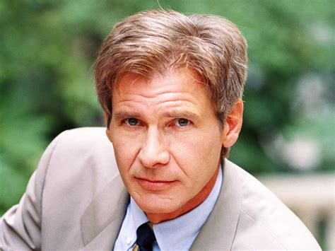 Harrison Ford by Harrison Ford Wore His Own Clothes For His Gq Cover Story