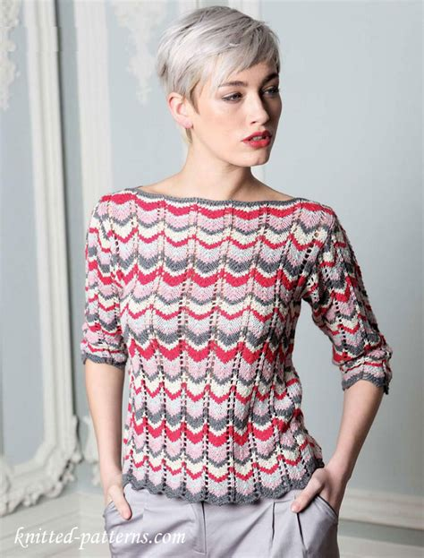 free knitting patterns womens jumpers free s pullovers knitting patterns