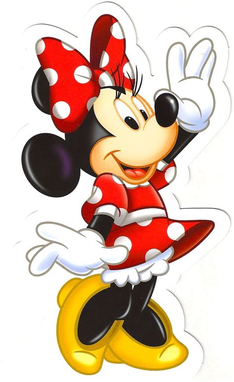 minnie mouse my favorite disney postcards minnie mouse shaped postcard