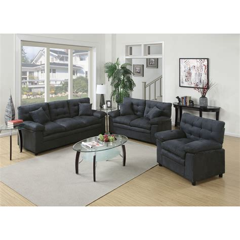 poundex bobkona colona 3 living room set reviews